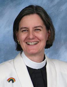 The Rev. Marty Stebbins, Rector; email